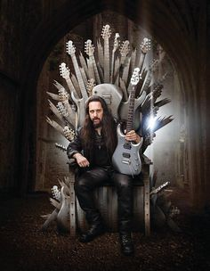 Thoughts on the legend, John Petrucci?