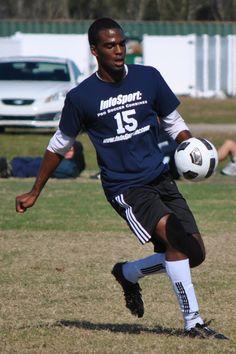 Draymond Washington, 2012 InfoSport Pro Soccer Combine, George Mason University, Tampa Bay Rowdies, NASL, 2012