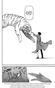 Bungou Stray Dogs 1: All Human Affairs Are Like Saiou's Tiger at MangaFox.me