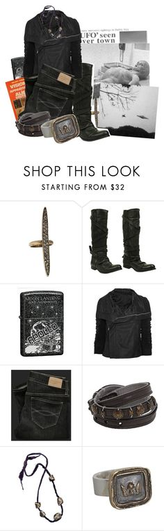 """""""ft. Hypocrisy - Roswell 47"""" by fourcrossedwands ❤ liked on Polyvore featuring Made Her Think, Hudson Jeans, Rick Owens, Abercrombie & Fitch, Rachel Leigh and Pyrrha"""