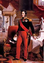 Louis Philippe d'Orléans = King of the French 1830-1848 (having looked into that link http://en.wikipedia.org/wiki/House_of_Orl%C3%A9ans he is as Louis Phillippe III, when clicked on that name its Louis Phillippe I. so therefore confused which which duh