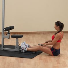 GLM83 - Body-Solid Pro Lat Machine - Body-Solid Fitness
