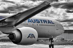 F-ONOU Air Austral Boeing 777-3Q8(ER) - cn 35783 / ln 786