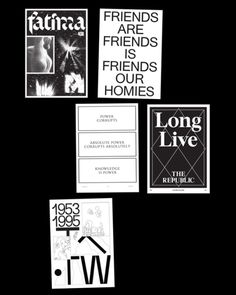 thisiscatalogue:  Now available online:A2 silkscreen prints by Catalogue, Hassan Rahim, David Rudnick, Eric Hu & Colophon Foundry. Exclusively made for 'Friends Our Family' — Catalogue's first solo show at the KK Outlet, London, October 2015.