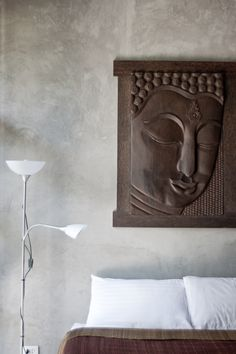 Recreate using a cement-based wall finish Decor, Asian Home Decor, Contemporary Classic, Minimalist Decor, Thai Decor, Oriental Interior, Best Interior Design, Interior Design Shows, Thai Living