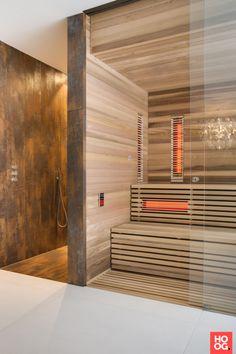 Bilderesultat for moderne infrarood sauna Diy Bathroom Remodel, Bathroom Spa, Bathroom Wall Decor, Simple Bathroom, Modern Bathroom Design, Bathroom Interior Design, Bathroom Remodeling, Home Spa Room, Spa Rooms
