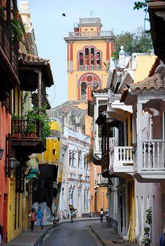Convento de San Agustin, Cartagena, Colombia
