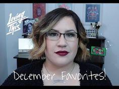 December 2015 Favorites! | I Makeup Stuff - YouTube