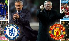 Why Mourinho is turning Chelsea into the new Manchester United #DailyMail