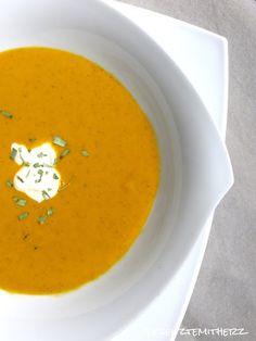 Tomaten - Karotten - Suppe