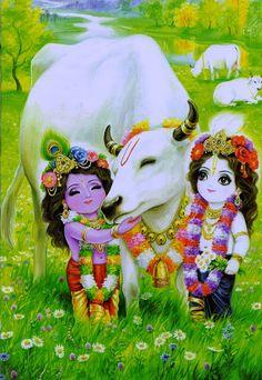 Krishna/Balarama