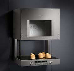 Gaggenau 200 series wall-mounted oven | Revuu