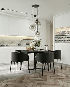 Kitchen | Dining Roo