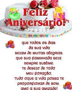 Mensagens de Bolos Feliz Aniversário #felicidades           #feliz_aniversario #parabens
