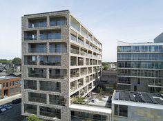 Woongebouw Buiksloterham Amsterdam – Atelier PUUUR - De Architect
