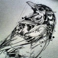 visualsundae • Abby Diamond | drawing