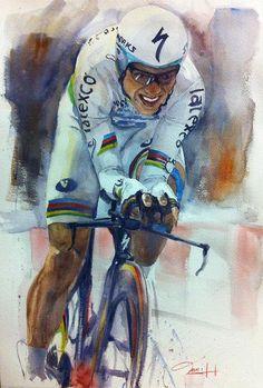 Tony Martin Cyclingarts