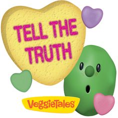 Tell the truth! #VeggieTales