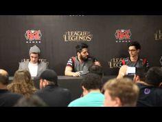 Entrevista coletiva com paiN Gaming após conquista do CBLoL 2015
