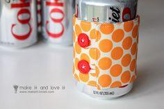 diet coke cozy