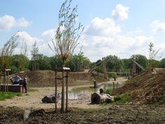 Park van Eden wilrijk neerlandpark avontuurlijk speelterrein