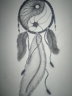 1000+ ideas about Dream Catcher Drawing on Pinterest | Tattoo ...