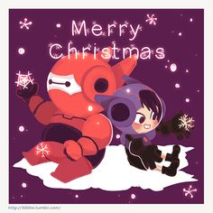 Aawww, cute. It's not Christmas yet but I still love it.