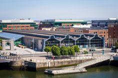 Beautiful modern building - Review of The chq Building, Dublin, Ireland - TripAdvisor