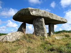 Lanyon Quoit - Megalith - Cornwall, UK - Wikipedia, the free encyclopedia