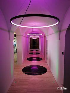 Extraordinary hallway lighting at Villa Son Vida Vida Design, Hallway Lighting, Ash, Villa, Studio, Home Decor, Interior Architecture, Homemade Home Decor, Decoration Home