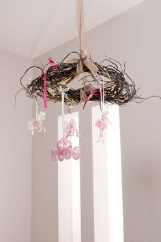 Decorazioni di natale da appendere al soffitto
