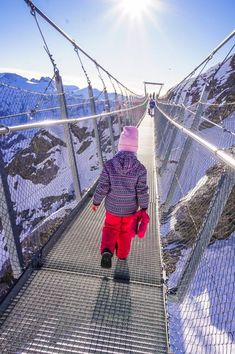 Experience Mt. Titlis