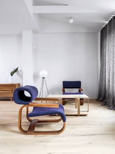 House in Pogodno by Loft Kolasinski | Living Room | Est Living