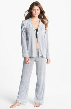 Eberjey 'Sleep Chic' Knit Pajamas | Nordstrom