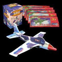 Jet Fighter Gliders-Unit of 48 | Windy City Novelties