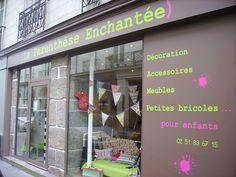 La Parenthèse Enchantée - Meubles & déco pour enfants - 23 bis rue Jean Jaurès 44000 Nantes