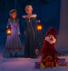 https://flic.kr/p/22gVWLX | Olaf's Frozen Adventure (58)