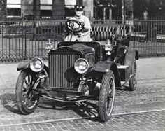 A late White steam car(1910 or 1911) #steam_car