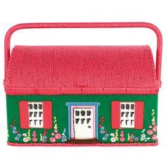 Knitting, Sewing & Crafts   Bungalow Sewing Basket   CathKidston
