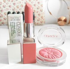♡ CLINIQUE POP LIPS AND CHEEKS