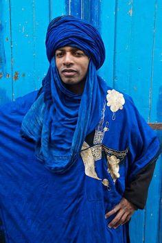 Berber man, Morocco