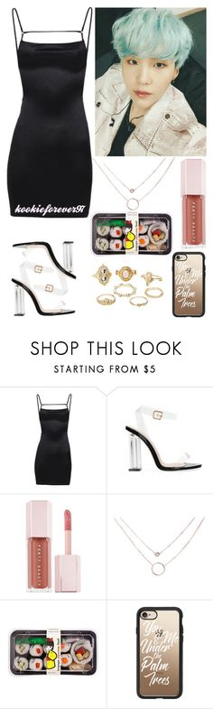 """""""Hello"""" by kookieforever97 ❤ liked on Polyvore featuring Public Desire, Puma, Casetify and Charlotte Russe"""