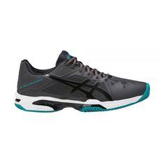 Gel-Solution Speed 3, Chaussures de Tennis Femme, Multicolore (Indigo Blue/White/Porcelain Blue 4901), 39 EUAsics