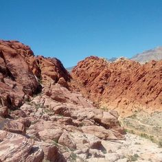 Red Rock by WendysHat, via Flickr (I need to go hiking here next time.)