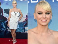 "Funny girl, Anna Faris, in our Alexa Ring at the premiere of ""Guardians of the Galaxy"" #AnnaFaris #Funny #GuardiansOfTheGalaxy"