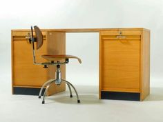 Ferdinand Kramer Desk University Frankfurt Germany