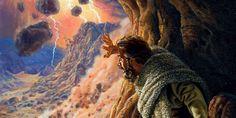 Elia assiste a una dimostrazione della grande potenza di Dio