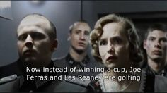 Hitler finds out the Komets beat Missouri