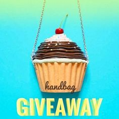 GIVEAWAY ALERT  Only 2 days left. To win this cute Cupcake HANDBAG ---- follow the steps in the 'Giveaway' post. #giveaway#contest#instagiveaway#CUKIBAGS#cupcake#flatlay#pink