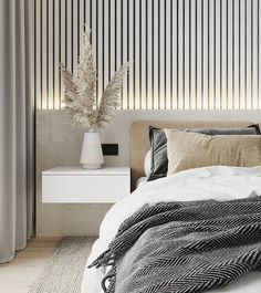 Master Bedroom Interior, Modern Bedroom Design, Master Bedroom Design, Home Decor Bedroom, Light Bedroom, Modern Bedroom Lighting, Modern Luxury Bedroom, Hotel Room Design, Suites
